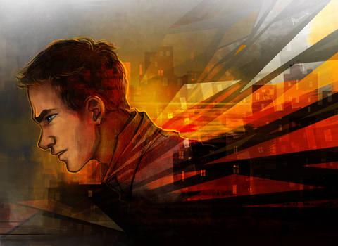 Quantum Break - Jack Joyce