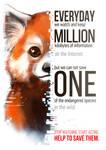 Red Panda eco poster 2016 (en)