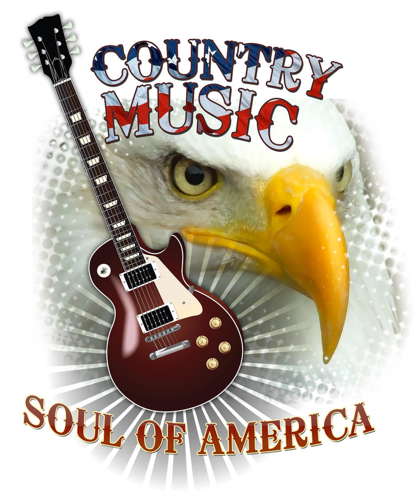 Country Music by BeRuud on DeviantArt  Country Music b...