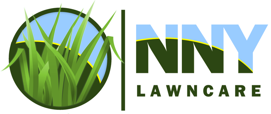 Lawn Care Logo Logo for nny lawn care by