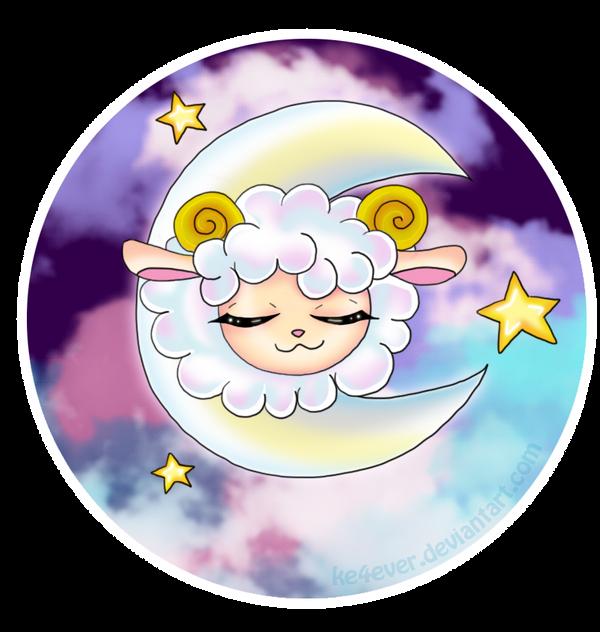 Sleepy Sheepy by Ke4ever