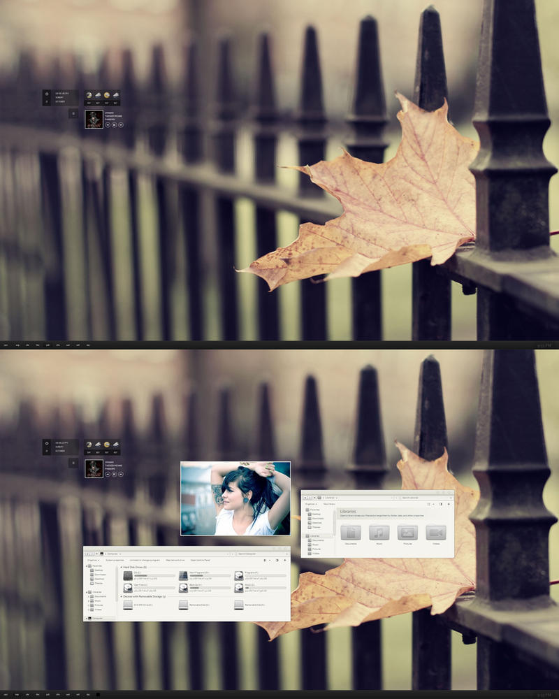 Fall Into Autumn by jbinong