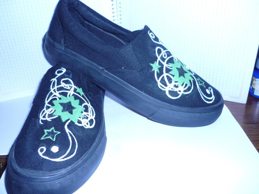shoes by blakaha