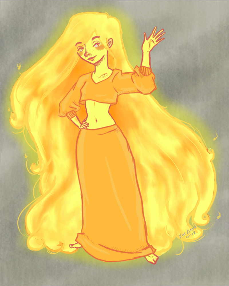 Elementals: fire by blakaha