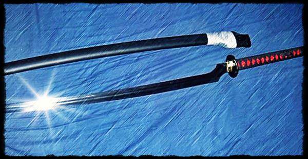 Blood Plus Saya's 1st Sword by Lennex80