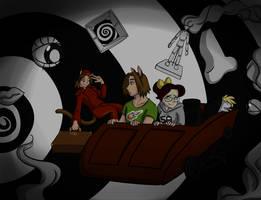 Twilight Zone commission by Keali