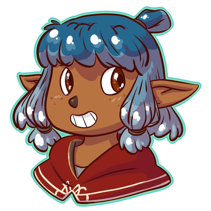Naueue - avatar small by Keali