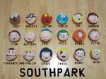 South Park Cupcakes