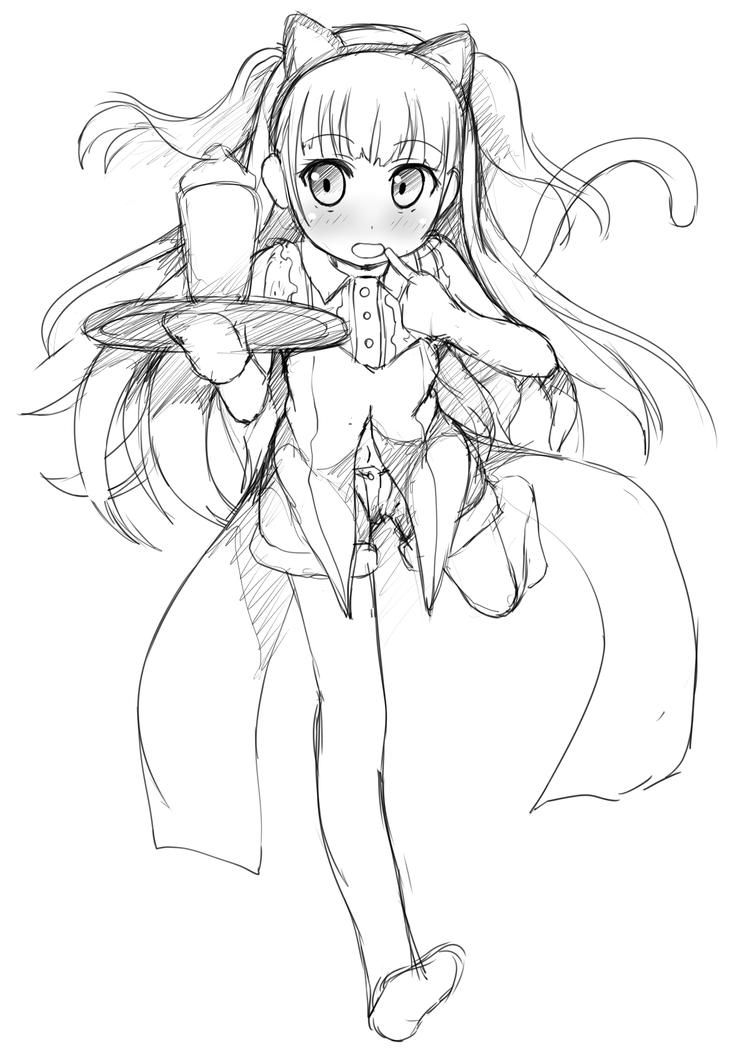 Sketch 32 by mnmkaze