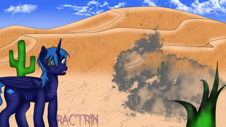 GIFT: I Did That Redraw by Ractrin