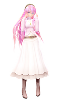 TDA Fluffy Loose Outfit Luka [DL]
