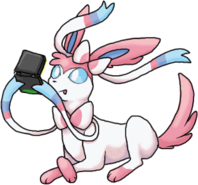 Sylveon - So that's what the ribbons are for.