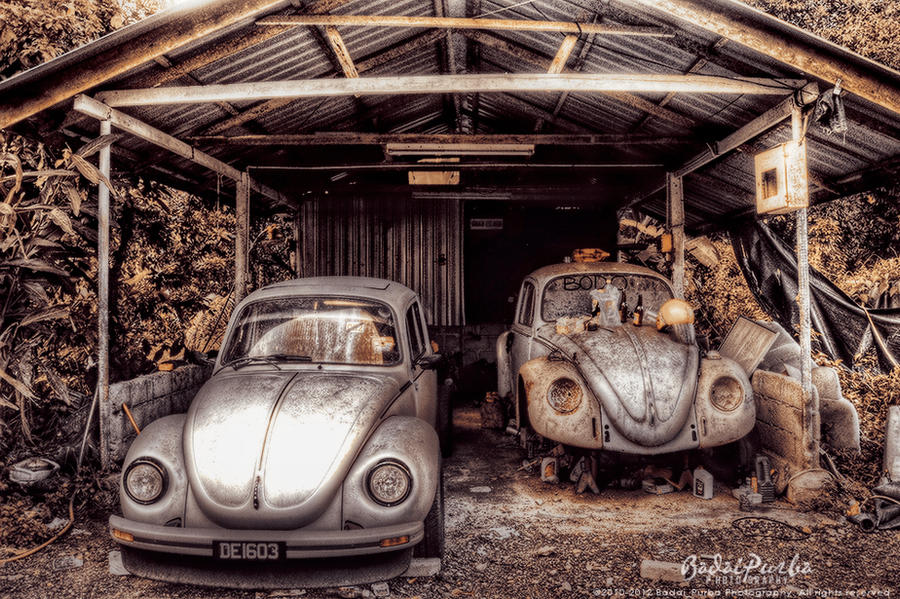 HDR - Volkswagen by badaipurba