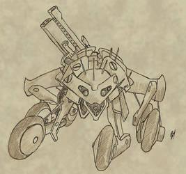 Dom War IV: War Machine 3 by sheppyboy2000