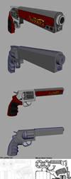 Gameart: Seven Deadly Slinger by sheppyboy2000