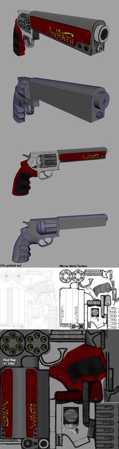 Gameart: Seven Deadly Slinger