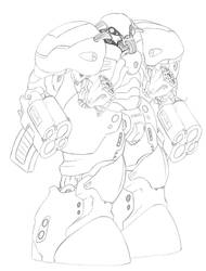 Team Aquarius: Cancer Rev B by sheppyboy2000