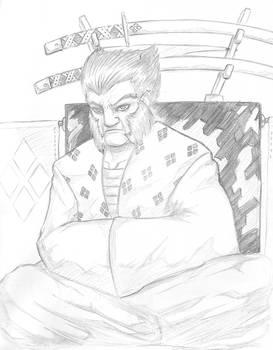 Quick Sketch 3: Logan