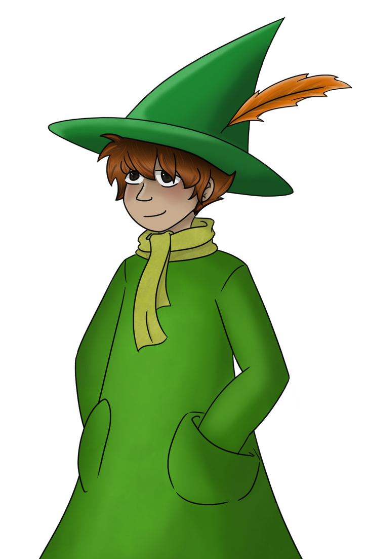 Snufkin by Lace15
