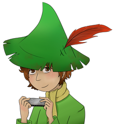 Another Snufkin by Lace15