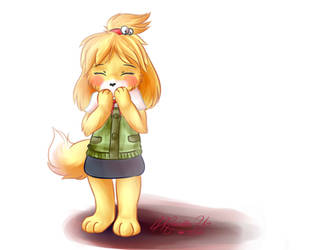Isabelle by MaeMusicMelody