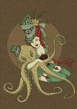 An octopus dream.