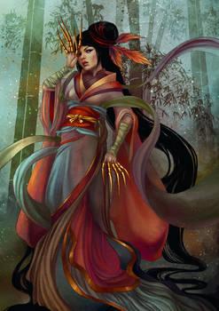 Asian Inspired 07
