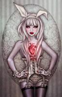 Rabbit Heart by vinegar