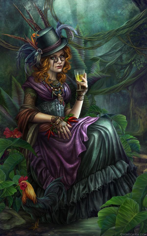 Maman Brigitte by vinegar