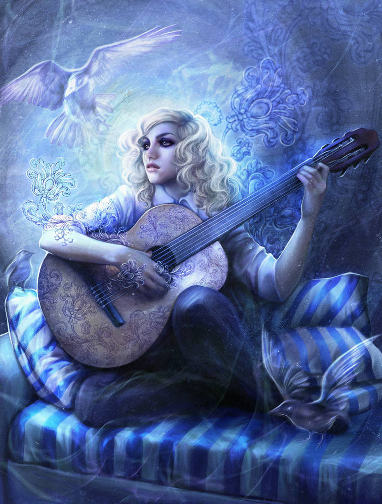 Midnight Blues by vinegar
