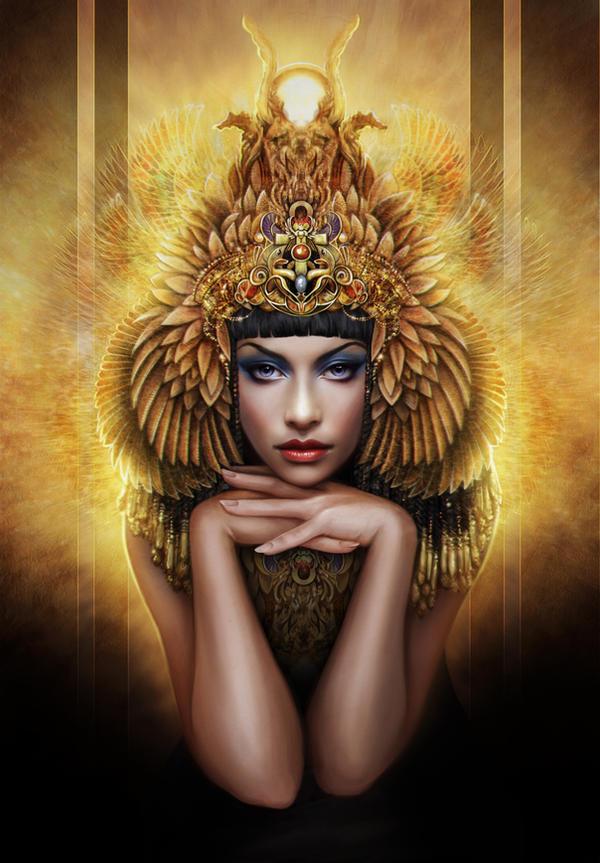Cleopatra by vinegar