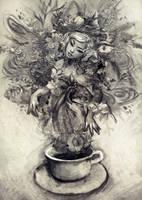 Tea Time - WIP by vinegar