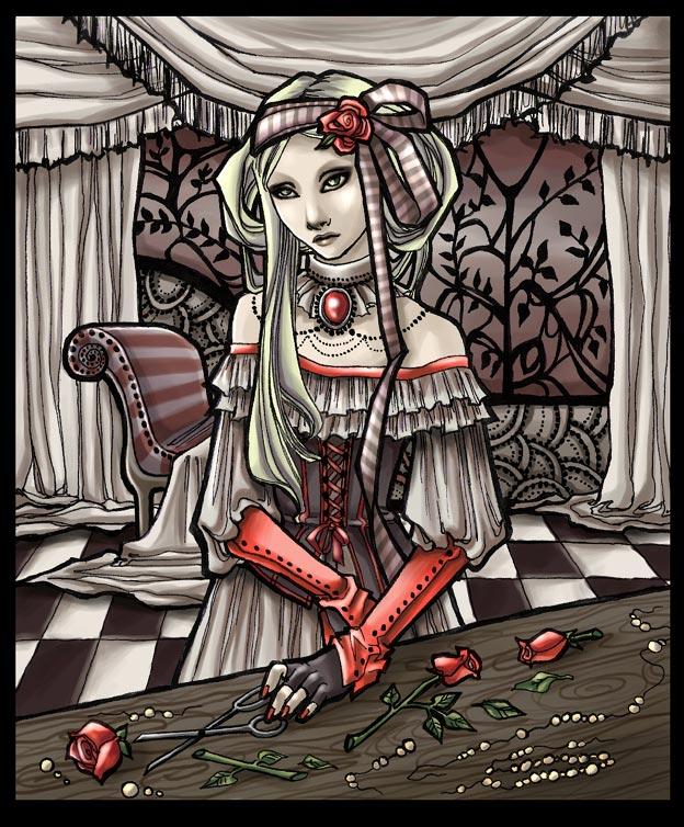 .: the pearl gardener :. by vinegar