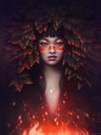 Autumn Witch