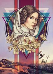 SW Tribute: Leia Organa