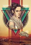 SW Tribute: Rey