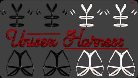 MMD + DL // Unisex Harness