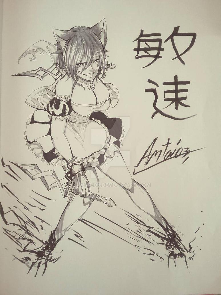 agility by Amtai03