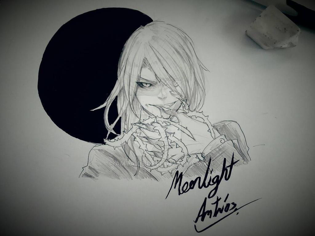Moonlight. by Amtai03