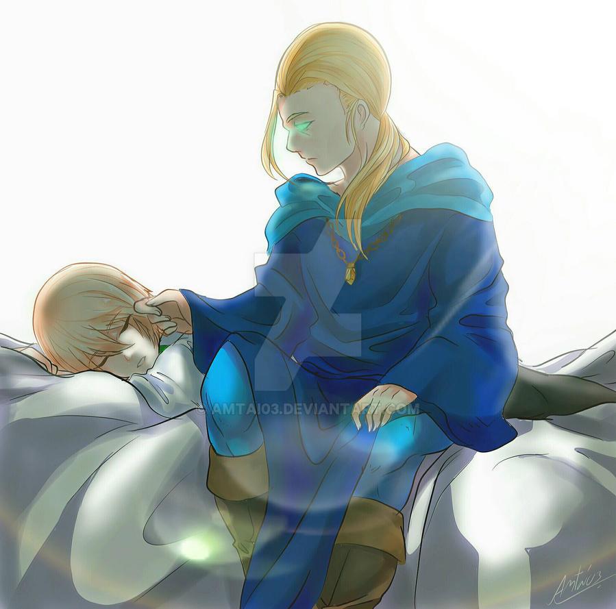 Eternal Champions : my little prince. by Amtai03