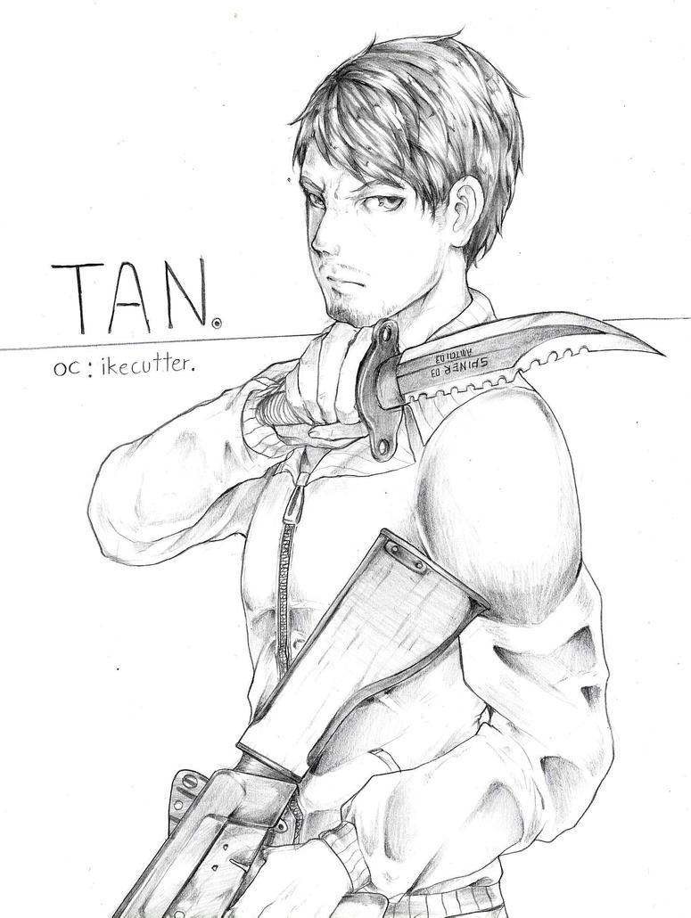 Art-Trade : Tan by Amtai03