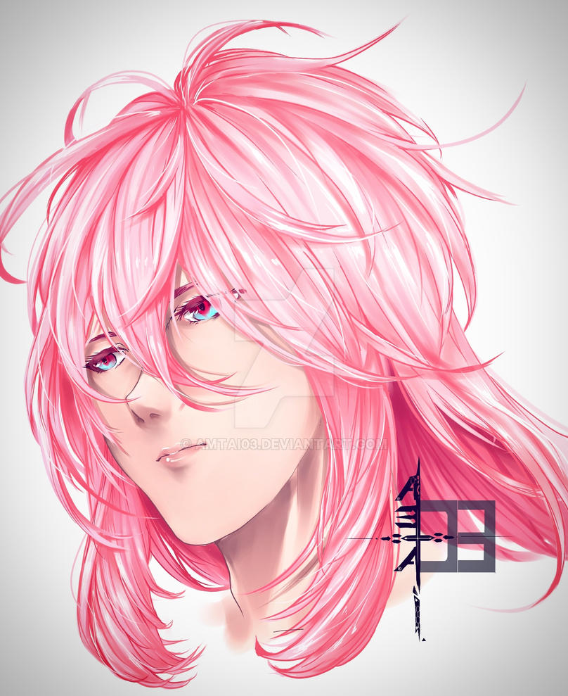 OC : Rose (Headshot) by Amtai03