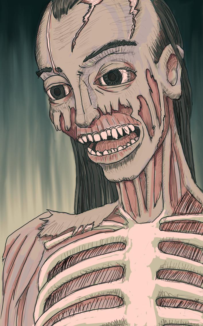Bob-zombie2 by RoganSax