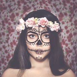 Dia de los Muertos by Daisiesbloom