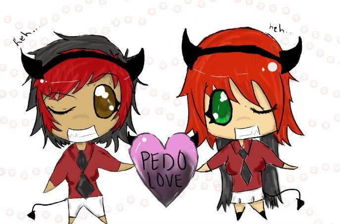 Pedo Love by RaiinbowPixiie
