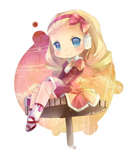 Adell by ninjinshiru