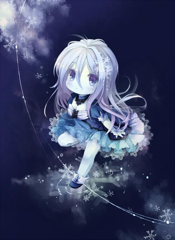 Freiya by ninjinshiru