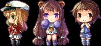Pixel Batch2 by ninjinshiru