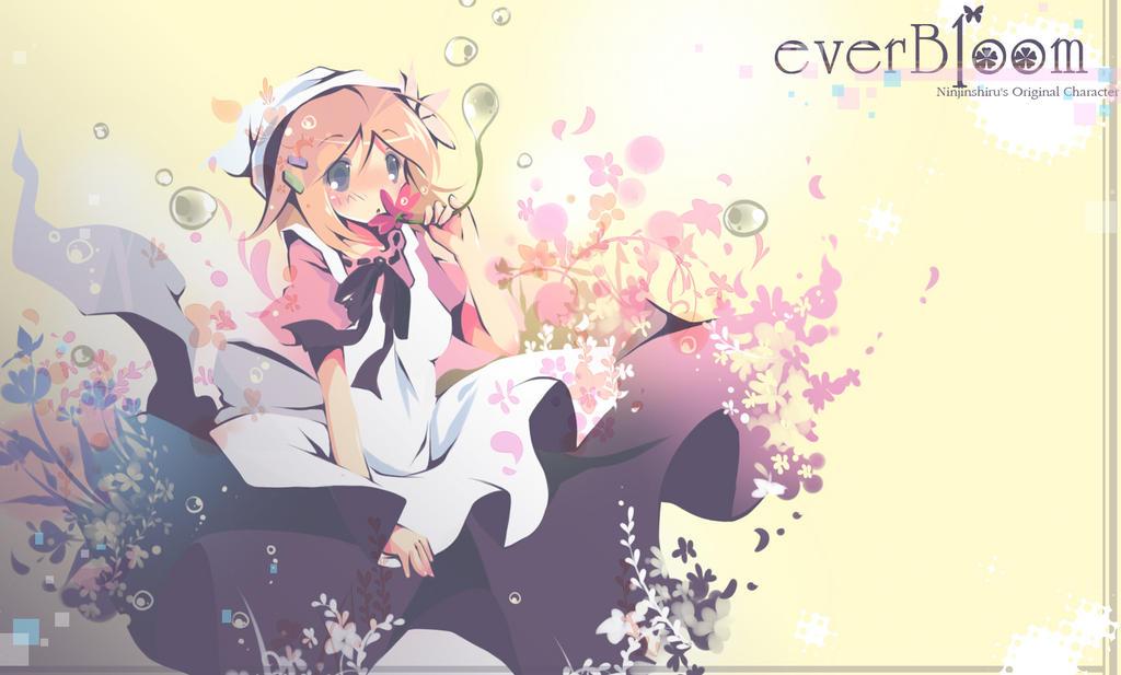 everBloom by ninjinshiru
