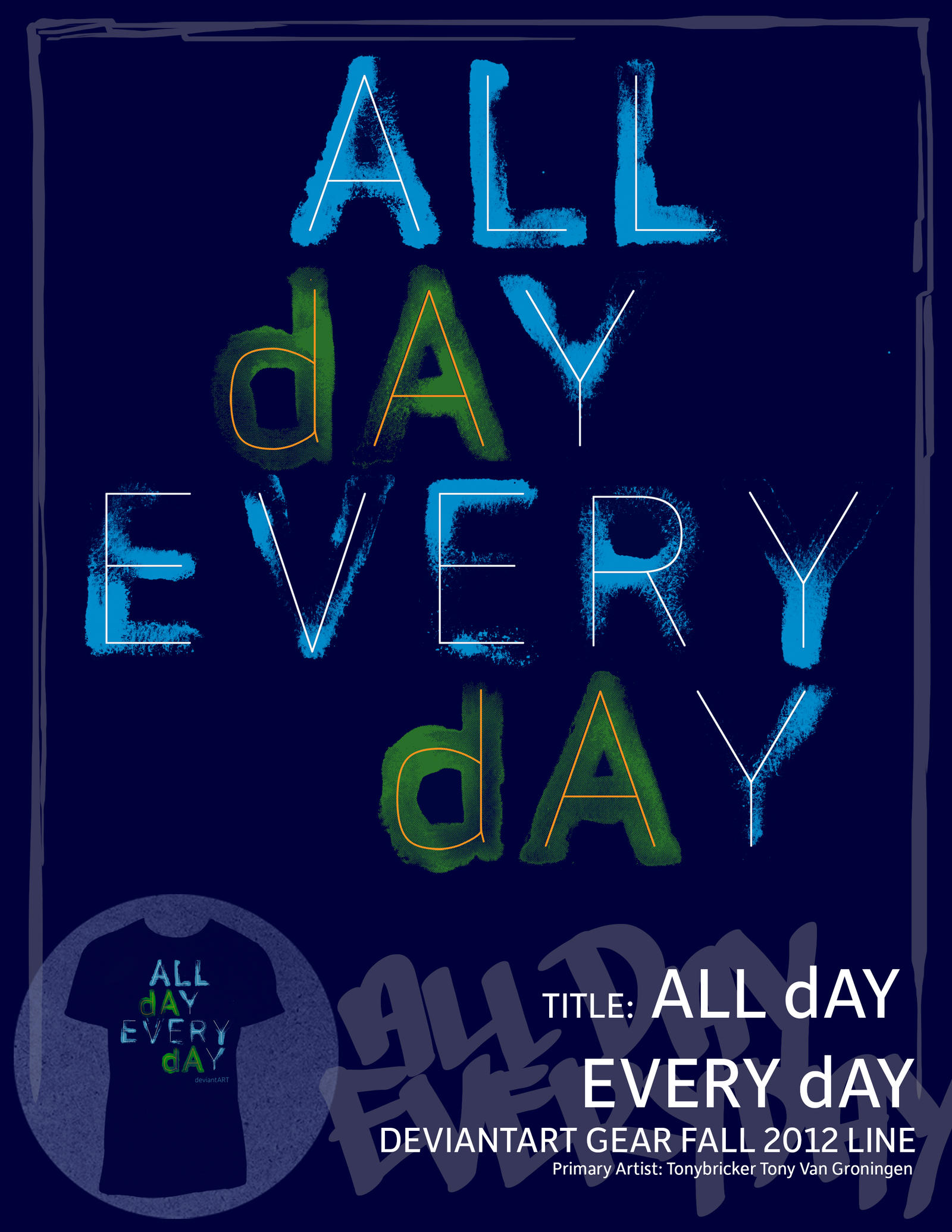 All dAY by draweverywhere